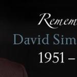 Remembering David Simon